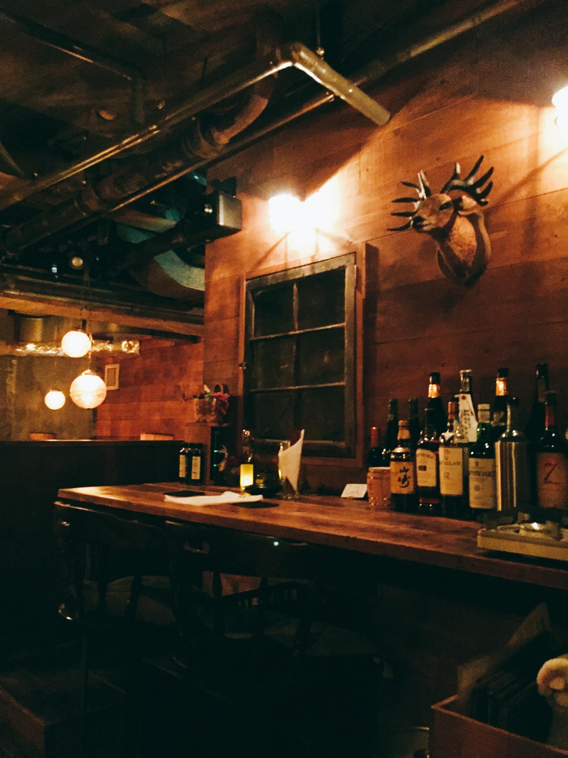 【五反田】燻製kitchen/地下の隠れ家レストラン。正直、大のお気に入りなのであまり紹介したくありません。
