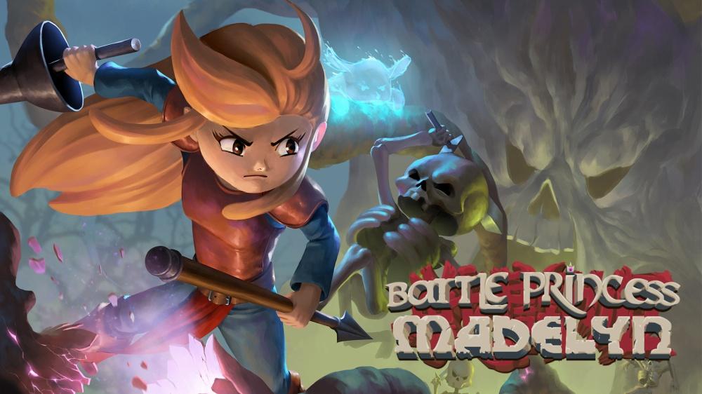 魔界村のようなグラが好きなら気になる「バトルプリンセスマデリーン」は、インディーゲームなので作り粗くて難易度低め。