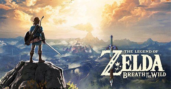 ゲームの歴史に革命的な瞬間を与え続ける「ゼルダの伝説」シリーズ最高傑作「ブレスオブザワイルド」の魅力を知ってほしい。