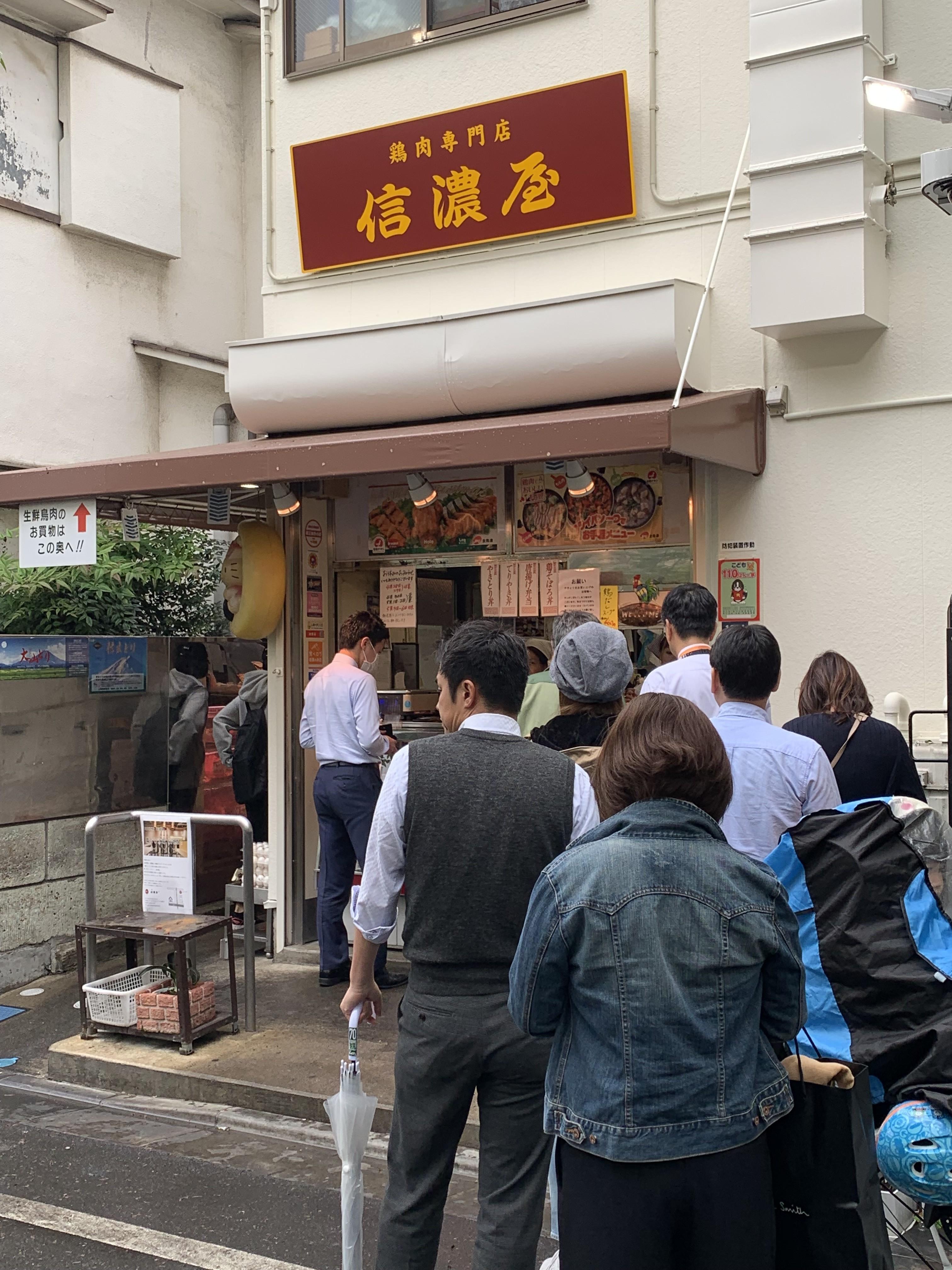 【五反田】信濃屋/西五反田の目黒川沿い、行列ができる超人気焼鳥店。こだわりの鶏肉は使い勝手抜群。