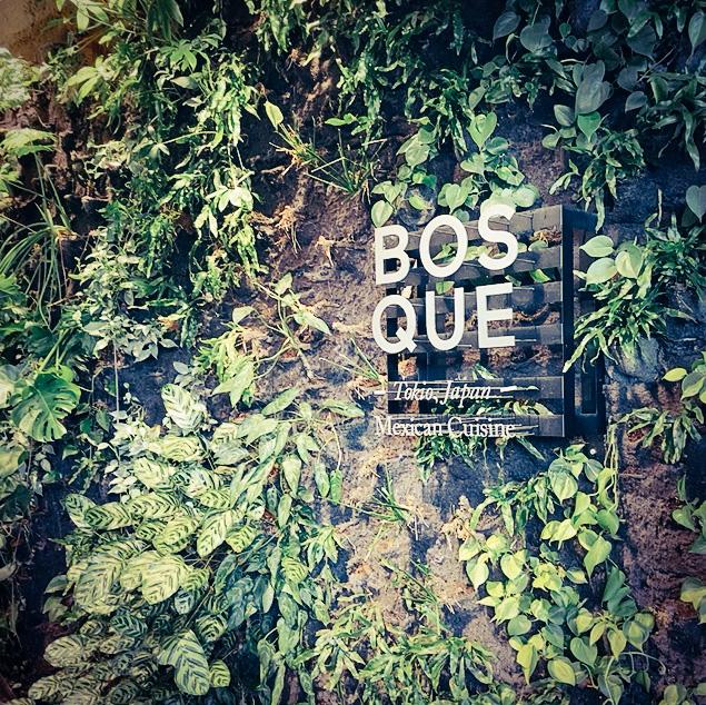【目黒】BOSQUE(ボスケ)/リゾート気分が味わえる解放感たっぷりのメキシカンレストラン