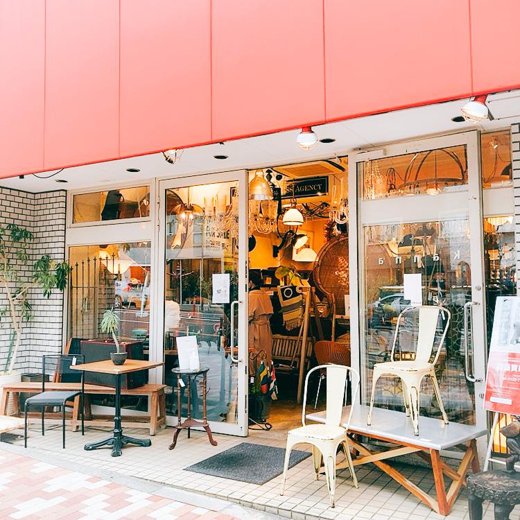 【目黒】sonechika(ソネチカ)/おとぎ話の中に迷い込みそう!?ファニチャー通りの不思議な家具屋さん