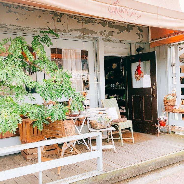 【目黒】M'amour(マムール)/目黒通りでフランスへTrip!フレンチスタイルのアンティーク雑貨とテーブルウェア