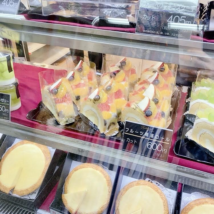 【五反田】Toei Sweets Shop(都営スイーツショップ)/地下鉄の駅構内で買える期間限定スイーツ♪9月後半は「ガトーよこはま」